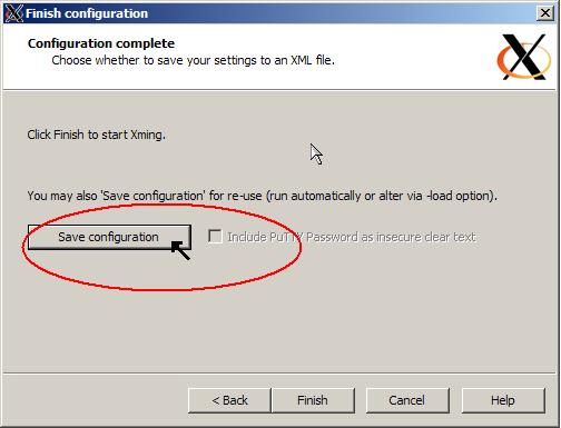 XMing - X server per piattaforma Microsoft Windows